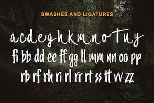 Miniatura para Familia tipográfica Trailmade
