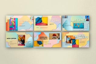 Thumbnail for Selcouth - Pastel Portfolio Creative Keynotes