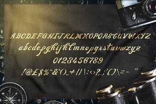 Thumbnail for Sonophone - Typeface