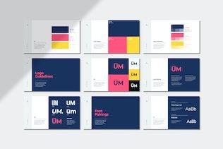 Thumbnail for Brand Guidelines Presentation - KEY