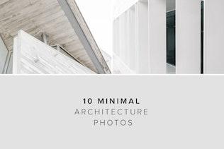 Thumbnail for 10 Minimal Stock Photos Bundle vol.1