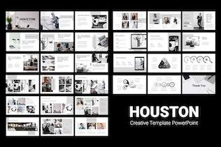 Thumbnail for Houston - Creative Powerpoint Template