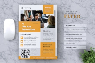 Thumbnail for Corporate Business Flyer Vol. 13