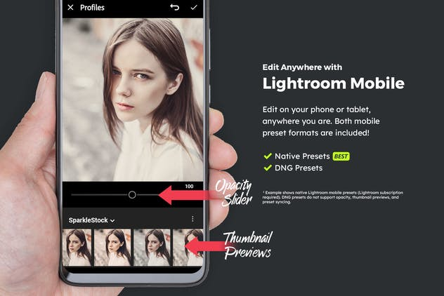 20 Wistful Film Lightroom Presets & LUTs - product preview 3