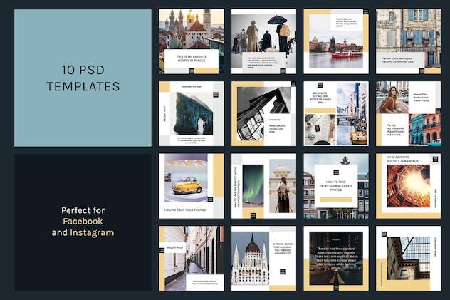 Modern Social Media Kit (Vol. 2) - product preview 2