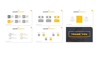 Thumbnail for Signatures - Powerpoint Template
