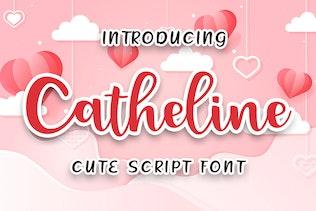 Miniature pour Catheline mignon script