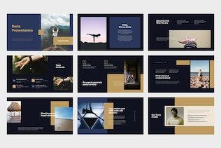 Thumbnail for Beria : Yoga Studio Keynote