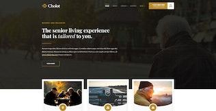 Thumbnail for Cholot - Retirement Community WordPress Theme