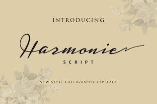 Thumbnail for Harmonie Script