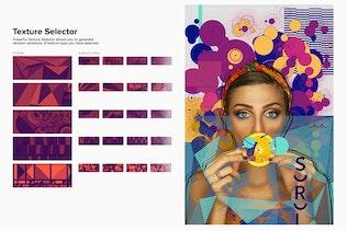 Генератор геометрических коллажей - Расширения Photoshop