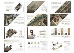 Thumbnail for Fractions- Powerpoint Template